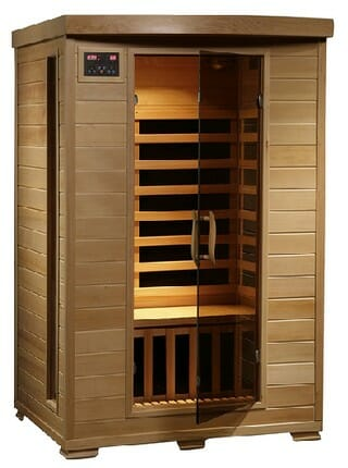Radiant Saunas Coronado best infrared sauna on the market